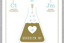Die Chemie stimmt Wedding Chemistry