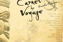 #Nouvelle-Calédonie#Cartes Postales#Voyage#Carnet de voyage / #Nouvelle-Calédonie#Costa Rica#Cartes Postales#Voyage#Carnet de voyage#Travel diary#Cuaderno de viaje#Design#illustrations / by Steph Solune