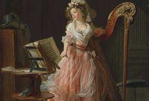 Michel Garnier / (1753 - 1819) French painter