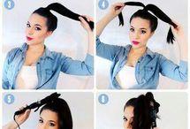 Hairstyles / by Jenna Daniel
