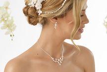 Bridal headpieces / Wedding headpieces and fascinators