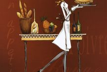 mutfak dekupaj