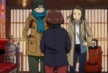 Hiroko Katsuki / Cosplay inspiration and references for Hiroko Katsuki