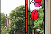 Stained Glass Designs / A range of stained glass designs from Peels of London www.e-peels.co.uk