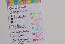 Planers, Bujo, Cadernos e Agendas