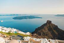Santorini, Kreikka / Tutustu romanttiseen Santoriniin: http://www.tjareborg.fi/kreikka/santorini
