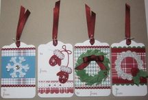 CARDS -Tags for Christmas