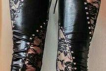 Hot Gothic Fashion