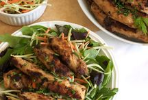 Gluten Free Foods I want to make! / by Danielle Kuzmiak