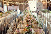 Mariage Gladys et Hervé  - 12/08 - décoration de tables