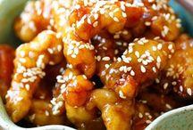 Chinese menu