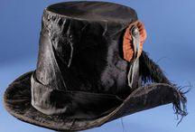 Hat Cockades / Cockades were often worn on a gentleman's hat