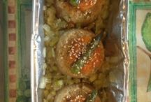 Food / Sformatini di soia e verdure con asparagi e carote glassate! Gnam!!