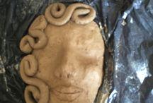 My ceramics / #pottery#clay#ceramics