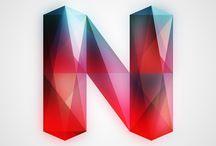 N - n / Billeder af bogstavet 'N'
