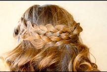 Fun Hair  / by Kristole Juker