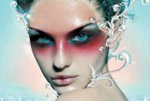 Put a little makeup on. / by Penny Navaraj