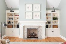 Paint Colors / by Heidi Semler Interior Design