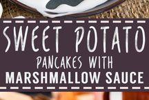 Sweet Potato Treats & Sweets!!!