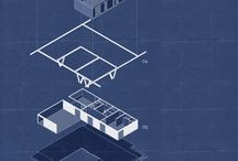 Axonometric architecture