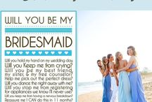Bridesmaids / by Raeanne Connell