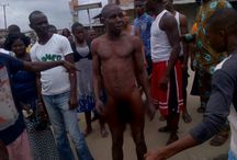 Awful! This Man Was Caught Having $ex With A 5 Year Old Boy [Photos]