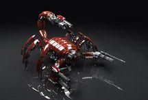 Collection d'images : Le Scorpion