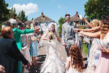 Confetti Shots at Weddings