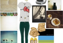Polyvore / by Diana