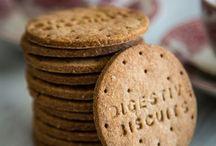 Συνταγές για μπισκότα