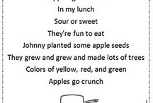 Teacher Things: Johnny Appleseed Unit