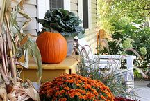 Thanksgiving and fall ideas