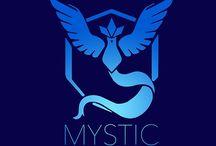 Pokemon go MYSTiC / I am in this team