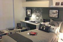 Henrik's  Bedroom