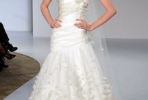 Romantic Wedding Dresses / Love romance? When we think romantic wedding dresses, we think of soft fabrics, dreamy silhouettes and of course, flowers! Here are some of our fav new and used wedding dresses! http://www.smartbrideboutique.com/blog/romantic-wedding-dresses/20120213/845/