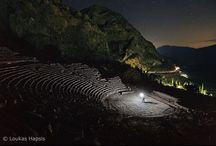 Paysages Grèce