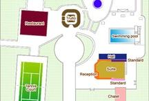 Map Villa Elisabetta