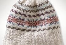 Шапки( вязание)