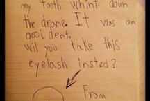 Kids are so funny! / Funny things kids do proving why you need to spoil them on their birthday!