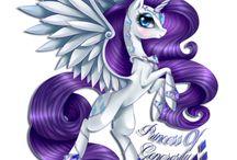 Rysunki my little pony