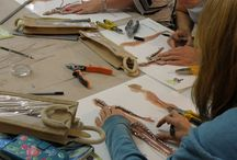 Figurative Sculpture Workshops / This is what you'll learn on our Figurative Sculpture workshops....