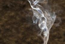 ... Smoke ... Dust ... Wind ...