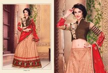 2652 Angel fancy fabric wedding wear lehenga choli