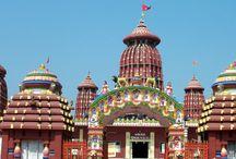 Ram Mandir of Bhubaneswar
