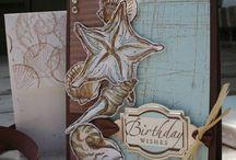 Leisa Jane's Beautiful Cards