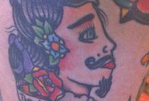 Tattoo P