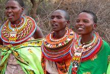 S A M B U R U Tribe / Africa