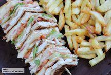 Sandwich De Pisos