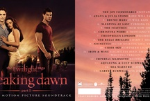 Books, Movies, Music, TV / by TwilightMOMS