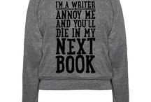 Writer's outfit